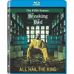 Breaking Bad - The Fifth Season (2 Discs Blu-ray + UltraViolet Digital Copy)