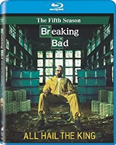 Breaking Bad - The Fifth Season (2 Discs Blu-ray + UltraViolet Digital Copy) from Sony Pictures Home Entertainment