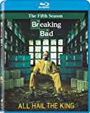 Breaking Bad - The Fifth Season (Episodes 1-8) (2 Discs Blu-ray + UltraViolet Digital Copy)