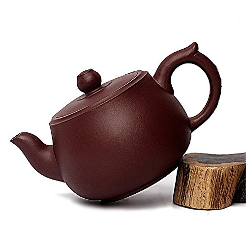Yummy Chinese® Chinese Yixing Zisha Handmade Kungfu Earthenware Teapot 415Cc (No.11623)