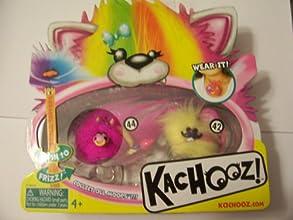Kachooz Pencil Toppers  Set of 2 Moops Rainbow Series 44 amp 42
