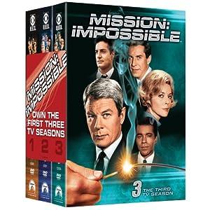 Mission: Impossible - Seasons 1-3 movie