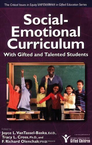 Social-Emotional Curriculum with Gifted and Talented...