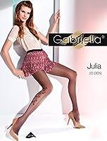 Gabriella Sexy Femme Collants à Motif GB 366 20 DEN