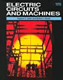 img - for Electric Circuits and Machines 7th edition by Lister, Eugene C., Rusch, Robert J. (1993) Hardcover book / textbook / text book