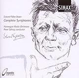 echange, troc Norwegian Radio Orch/Peter Szilvay, Edvard Fliflet Braein - Les Symphonies