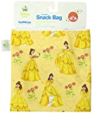 Bumkins Disney Baby Single Reusable Snack Bag, Belle, Large
