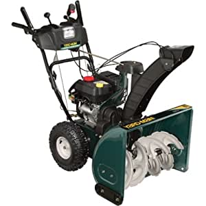 Yard-Man 31AM63LF701 26-Inch 208cc Gas Powered Two Stage Self Propelled Snow Thrower With Electric Start (Discontinued by Manufacturer)