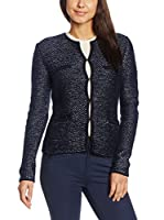 ESPRIT Collection Chaqueta Punto (Azul)