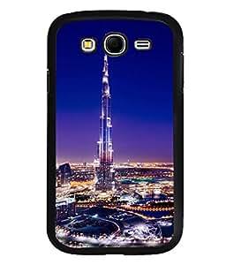 printtech Burj Khalifa Dubai Back Case Cover for Samsung Galaxy Grand i9080:::Samsung Galaxy Grand i9082