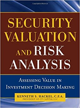 investments analysis decision making Learn how to evaluate investments, assess risk, calculate a rate of return, and identify good professional and personal investment opportunities—no finance background required.