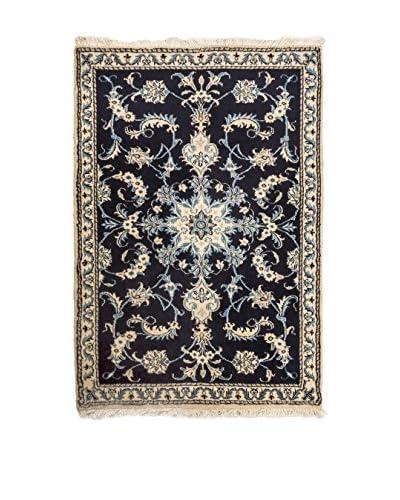 Rugsense Alfombra Persian Nain Azul Oscuro/Marfil/Cielo