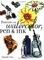 Free Painting with Watercolor, Pen & Ink Ebooks & PDF Download