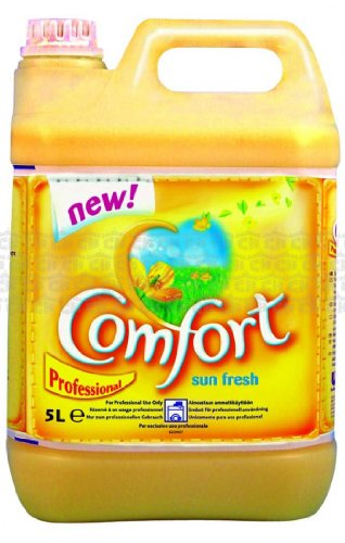Comfort Fabric Softener Sunshine 5Lt