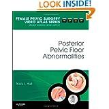 Posterior Pelvic Floor Abnormalities: Female Pelvic Surgery Video Atlas Series, 1e (Female Pelvic Video Surgery...