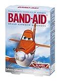 Band-Aid Adhesive Bandages Disney Planes - 20 Count