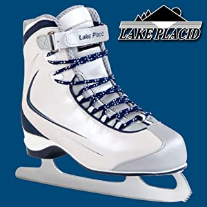 Lake Placid Supreme Women's Soft Boot Figure Ice Skate (7)