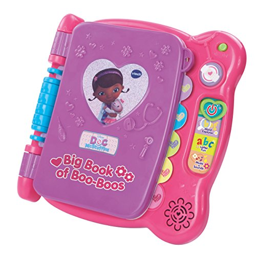 *HOT* VTech Doc McStuffins Write and Learn Doctor's Bag Only $124 Shipped (Reg. $30!)