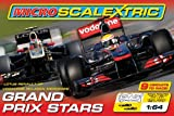 Micro Scalextric G1091 Grand Prix Stars 1:64 Scale Race Set