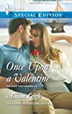 Once Upon a Valentine (Harlequin Special Edition\The Hunt for Cinderella)