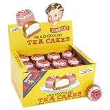 Tunnock's Milk Chocolate Tea Cakes 36 x 24g (Pack of 36 x 24g)