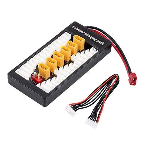 Hobby-Ace XT60 LiPo Battery Balance Charging Board Plate 2-6S