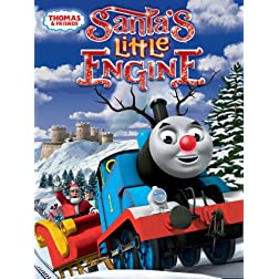 Thomas & Friends: Santas Little Engine