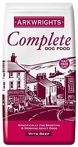 Arkwrights Beef Dog Food