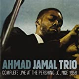 Complete Live at the Pershing Lounge 1958