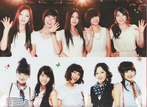 KARA ポスター12cut(12枚)+A4シール付 韓国ガールズグループ