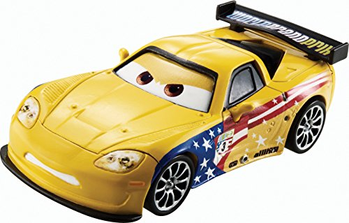 Disney/Pixar Cars Jeff Gorvette Diecast Vehicle