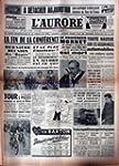 AURORE (L') [No 3380] du 23/07/1955 -...