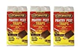 Catchmaster Moth and Pantry Pest Trap: Three Packs of Two