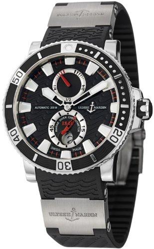 Ulysse Nardin Maxi Marine Diver Mens Watch 263-90-3-72