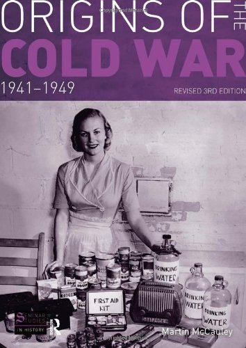 Origins of the Cold War 1941-49: Revised 3rd Edition (Seminar Studies)