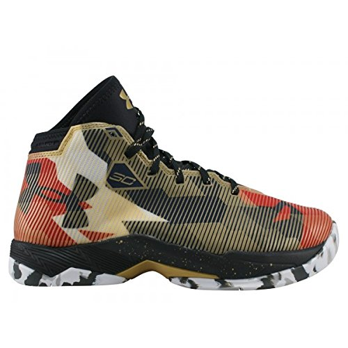"""Under Armour Basket Curry 2.5 """"The Storm"""" Kid art. 1274062-777 38 MainApps"""