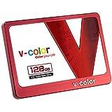"V Color Sata 128GB 2.5"" lnternal Solid State Drive Mlc Nand Flash Memory 128 2.5"" VSS100 SSD"