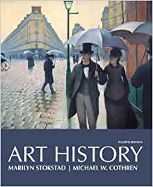 Art history volume 1 4th edition