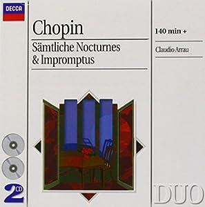 Comp Nocturnes/Comp Impromptus