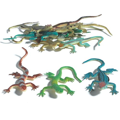 Mini Toy Lizards