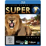 "Wilder Planet Erde - Super 7: Africa [Blu-ray]von ""-"""