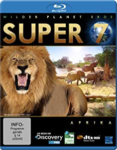 Wilder Planet Erde - Super 7: Africa [Blu-ray]