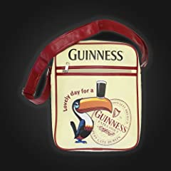 Guinness Toucan Cream Shoulder Bag