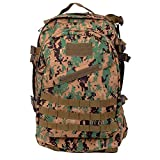 5ive Star Gear GI Spec 3-Day Military Backpack, Digital Woodland
