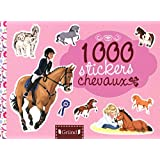 1 000 stickers chevaux