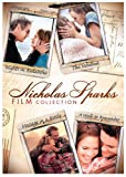 Nicholas Sparks Film Collection (Nights in Rodanthe / The Notebook / Message in a Bottle / A Walk to Remember)