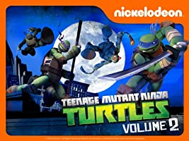Teenage Mutant Ninja Turtles Volume 2