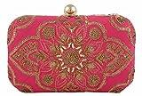 Tresor Women's Clutch (Pink)