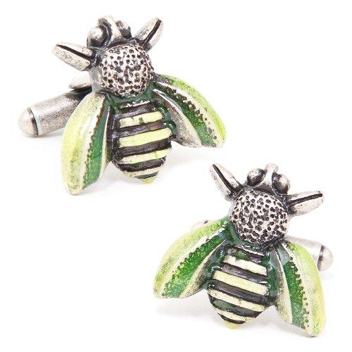 Sting Like A Bee Cufflinks