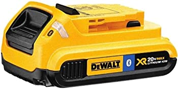 DEWALT DCB203BT 20V MAX 2Ah Battery